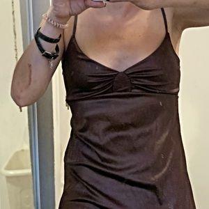 Sparkle & Fade Dresses - Sparkle and fade slip dress